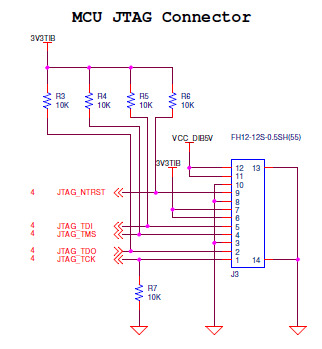 J-Link could not ''connect under reset'' to the STM32F103RD on