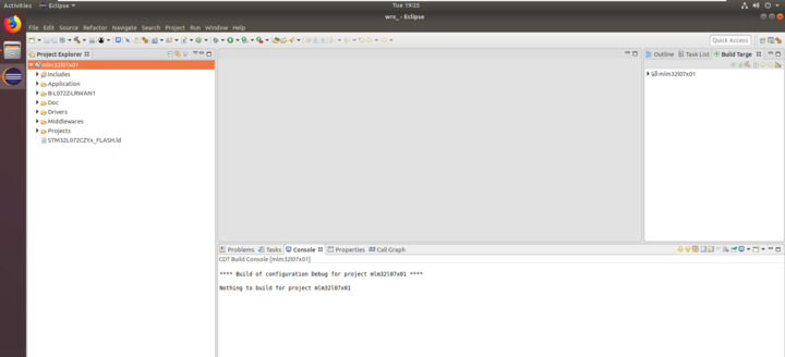 Could not build the project using Eclipse  What am I missing? I am